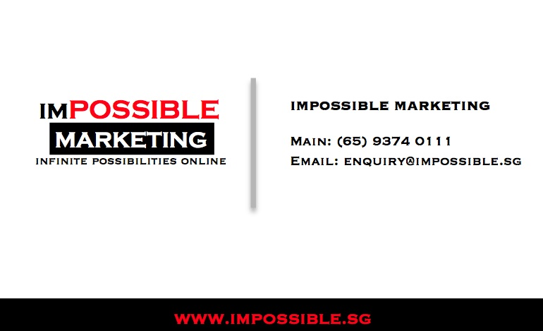 Impossible-Marketing-Namecard