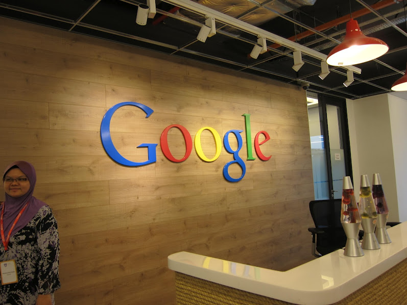 Google-Singapore-Office