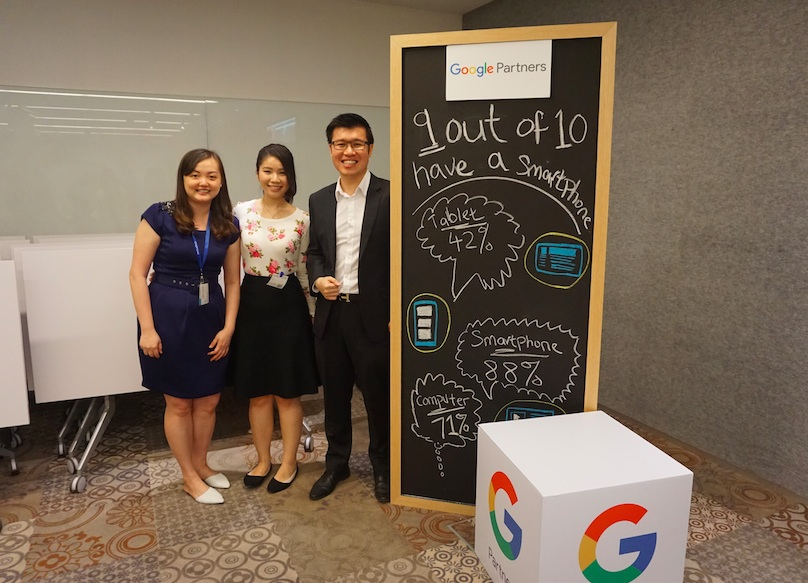 2 of the Singapore Google team